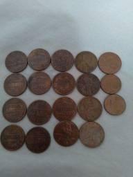 Vendo essas moedas americanas.