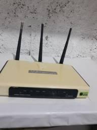 Roteador de 3 antenas TP link
