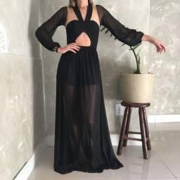 Vestido de Tule P