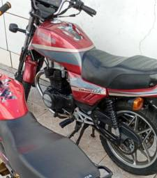 Moto Cb Dx 450 Ano 90