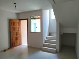 Casa à venda com 2 dormitórios em São benedito, Santa luzia cod:5455
