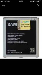 Bateria Samsung linha Galaxy J metal (j2,j5,j7) e gran prime