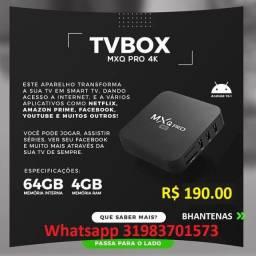 Tv box promoçao 2021