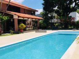Luxuosa Mansao 7 quartos (5 suites), piscina aquecida no Poço da Panela com 740 m²