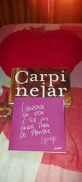 Box Fabrício Carpinejar + Livro Coleção Guardanapos / novos