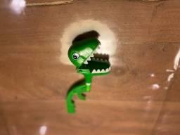 Dinossauro Mordedor em Plástico - Perfeito funcionamento