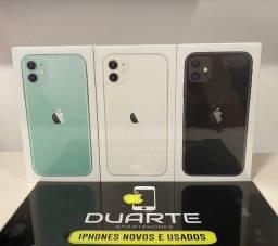 iPhone 11 128Gb 12 Meses de Garantia (Verde/preto/Branco)