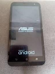 Vendo Asus zefone 2 32 GB travado nessa tela depois de uma atualização