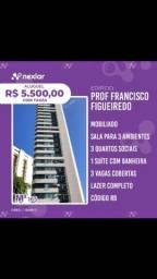 CM - Excelente Apartamento mobiliado para locação próximo a Carrefour Boa Viagem
