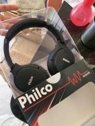 Fone Philco original Bluetooth na caixa, novo!