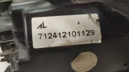 Farol Dianteiro L/E Citroen C3 03/12 c/ regulagem de altura