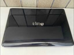 Notebook Login, Pentium, 2 Ram, 500 Hd, Intel. Funciona eletricidade.