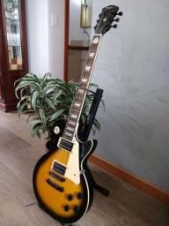 Guitarra SX Shelter Les Paul modelo Nashville Custom Hand Made USA