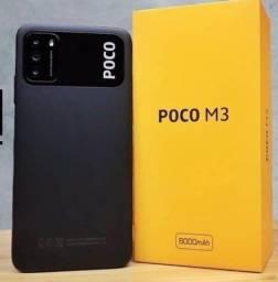 Xaomi Poco M3 128GB Lacrado na caixa!