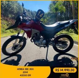 HONDA XRE 300 2014 COM 42000 KM
