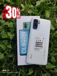 Feirão Xiaomi! Redmi Note 10 da Xiaomi. Lacrado..Pronta entrega!