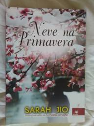 Livro usado: Neve na Primavera