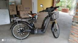 Bicicleta Elétrica Shineray - R$ 2.100,00