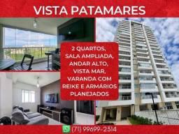 Apartamento com 2 quartos em 78m² com 2 vagas de garagem - Maravilhoso