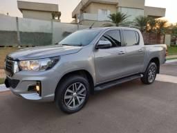 Hilux SRV 2.8 4X4 2019 Diesel único dono