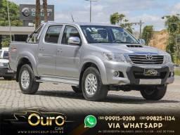 Toyota Hilux CD SRV D4-D 4x4 Aut *Oportunidade de Ouro* Carro Impecável*
