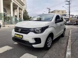 Fiat Mobi Easy 1.0 Fire Flex Básico Branco 2018 Super Novo