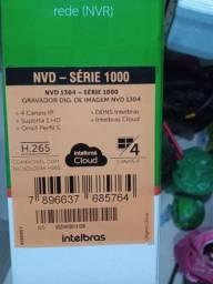 Gravador NVD - série 1000