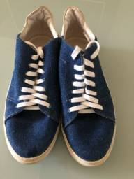 Tênis jeans schutz 34