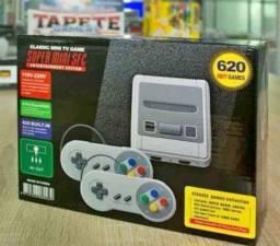 PROMOÇÃO!! Video Game 620 Jogos Clássicos (ENTREGA INCLUSA)