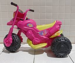 Moto Elétrica Bandeirante XT3 Fashion 6V 2701 - Rosa
