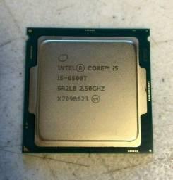 I5 6500T 2.5ghz-3.1ghz(turbo) lga 1151 6 geração