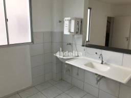 Apartamento com 2 dormitórios à venda, 45 m² por R$ 110.000,00 - Gávea Sul - Uberlândia/MG