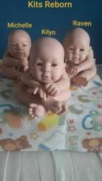 Kit para Bebê Reborn