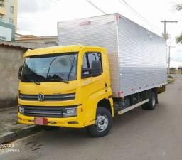 Vw 11180 primer completo+bau, caminhão top