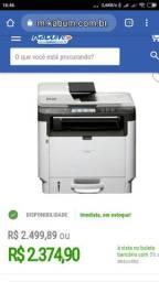 Impressora RICOH leiser