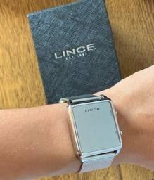 Relógio Digital Lince feminino original
