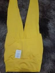 Leggin saia tamanho G, com etiqueta, sem uso