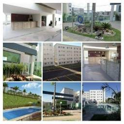 Alugo Apartamento, 2 dormitórios, cond clube, rua Guaruja
