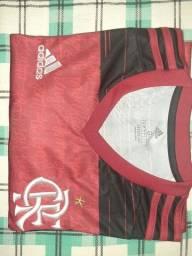 Vendo Uniforme N°1 Flamengo 2020 original Adidas
