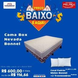 cama box **
