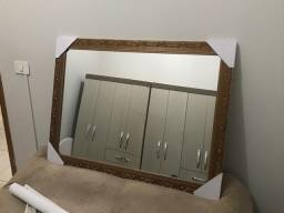Espelho 1,10m x 0,85m