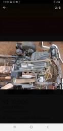 Vende-se motor cumis ford cargo 815e base de troca