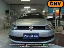 Volkswagen Voyage G6 - 1.6 Completo com GNV - Ent + Prest R$527