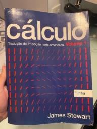 Livro Cálculo Volume 1 Stewart 7ª edição