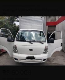 Kia Bongo 2.5 Turbo Diesel/VEÍCULO JÁ FINANCIADO