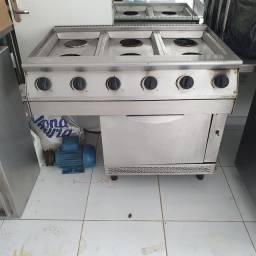 Fogão industrial COZIL com forno