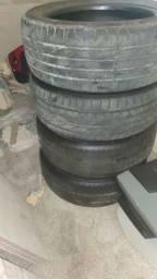 4 Pneus 205/55 R16 usados