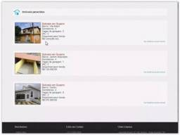 Preço baixíssimo- Site Imobiliario Completo