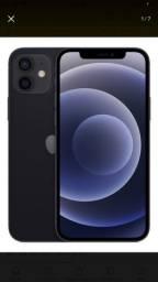 iPhone 12 mini 256 gb novo e lacrado