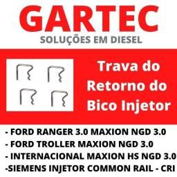 Trava do retorno do Bico Injetor Ranger / Troller / CRI